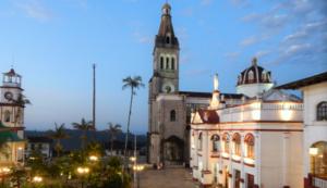 zocalo - Centro Cuetzalan