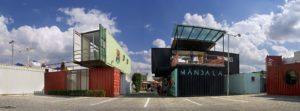 En Container City encuentras diseño urbano y las últimas tendencias en gastronomía.