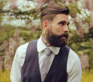barba leñador(Foto: masculinamoda)