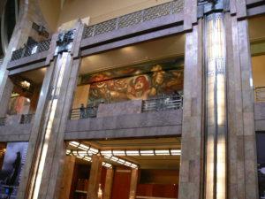 Murales Bellas Artes
