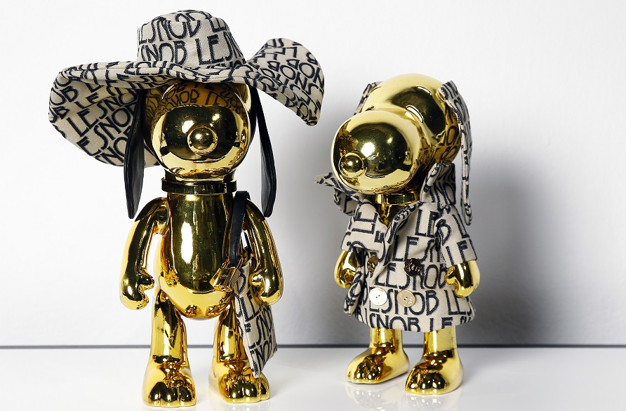 'Snoopy & Belle In Fashion' : Exhibition At Palais De Tokyo - Paris Fashion Week- Ready To Wear Spring/Summer 2016