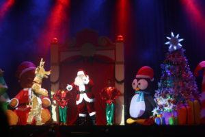 Show Santa Claus