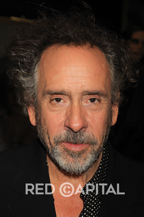 TIM BURTON RED CAPITAL 3