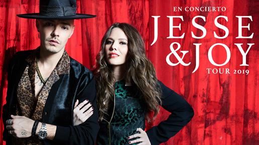 """Con un Grammy por mejor álbum pop latino en su colección por su disco """"Un Besito Más"""" y múltiples reconocimientos más, la noche promete ser inolvidable. Jesse y Joy están listos para complacer y enamorar al paso de cada canción."""