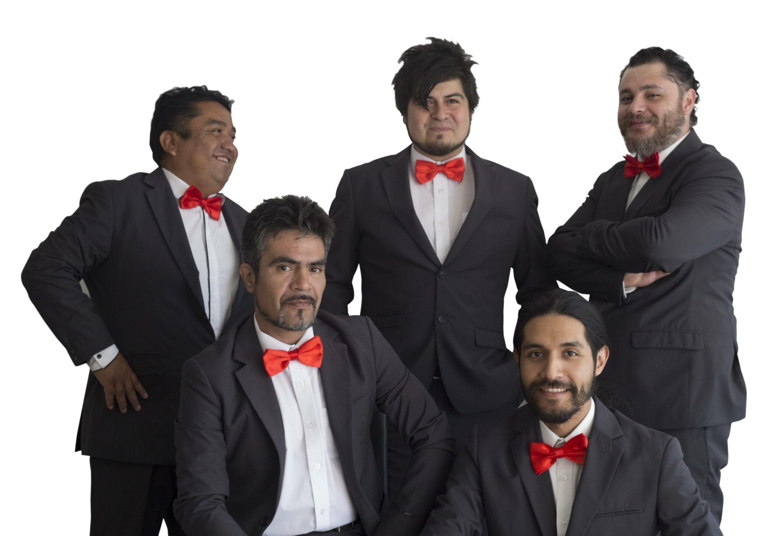 Regresan Los Golpes: puro romanticismo desde Chile